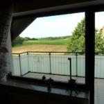 Fewo Baumgasse - Blick aus Küchenfenster