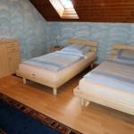 Fewo Baumgasse - Blick ins Schlafzimmer